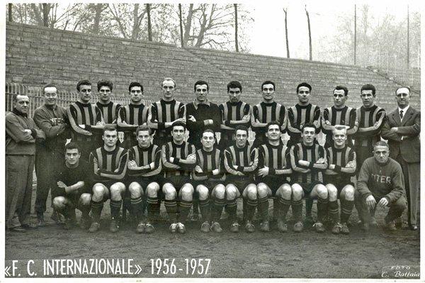 Inter '56 - '57